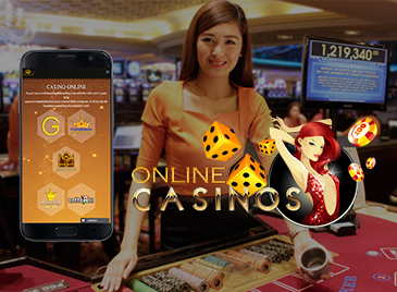 Online Casino Betting on any mobile network.